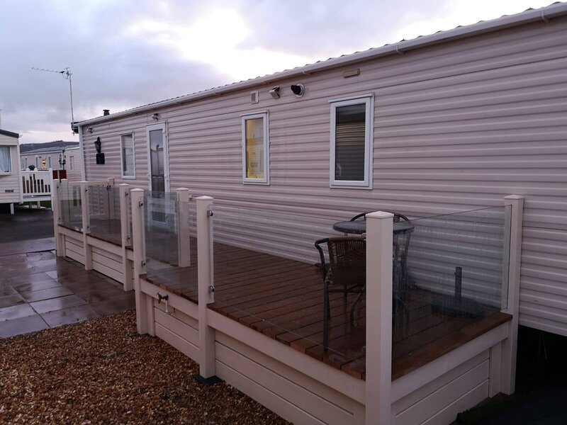 MB Caravans Towyn at Golden Gate, vacation rental in Kinmel Bay