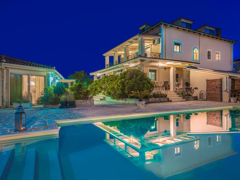 Eleni's Family Villa, alquiler vacacional en Zakynthos