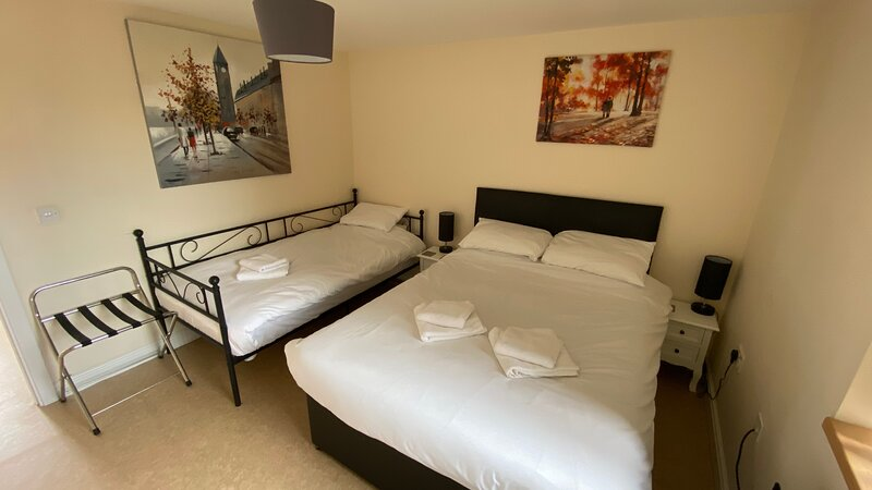 Mayland Motel - 2 Bedroom Family Room (9), Ferienwohnung in Maldon