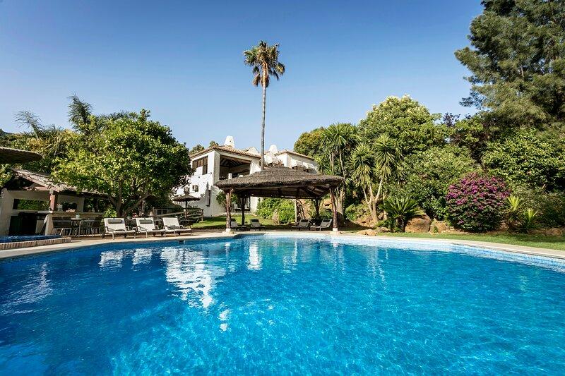 Villa Bermeja – semesterbostad i Casares