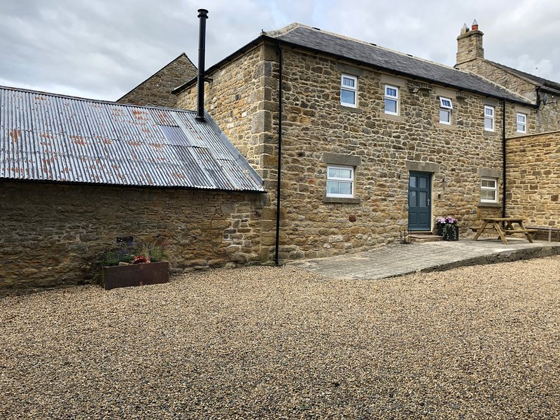 Todridge Barn, Corbridge, location de vacances à Anick
