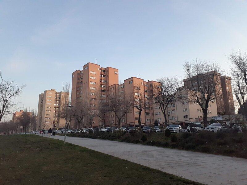 Apartamento en condominio - Coslada, location de vacances à San Fernando de Henares