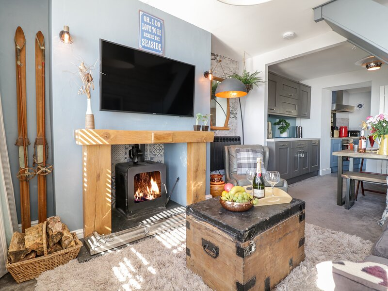 The Lookout, Llanaber, holiday rental in Barmouth