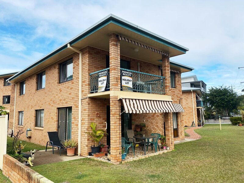 Cloud 8 on Welsby, holiday rental in Bongaree