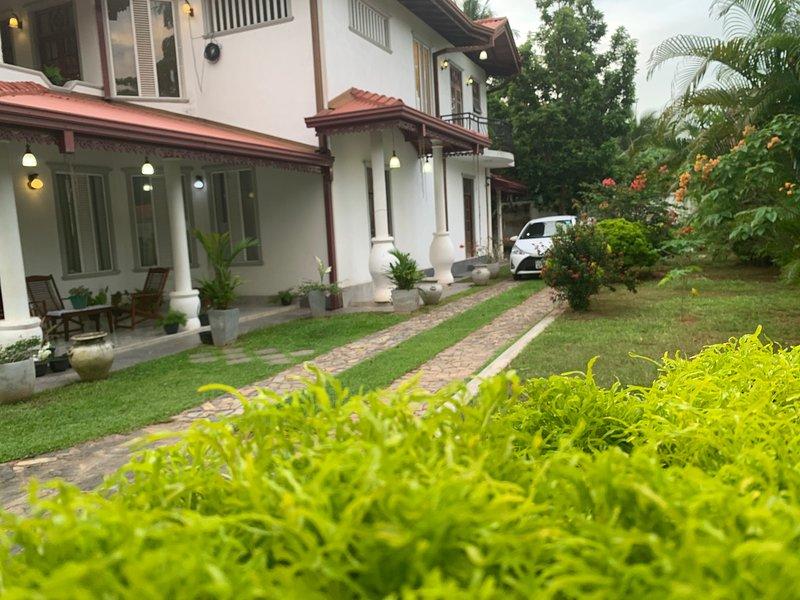 Villa Regina Habaraduwa, Galle., holiday rental in Habaraduwa