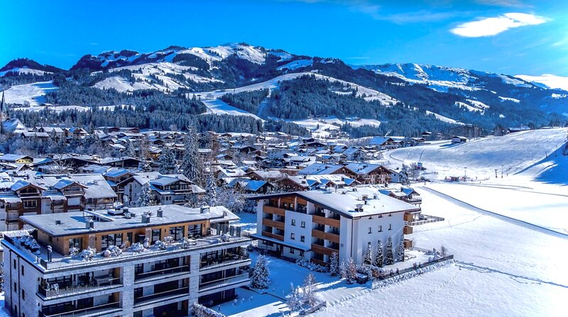 Appartement Mountain Residences, vacation rental in Kirchberg