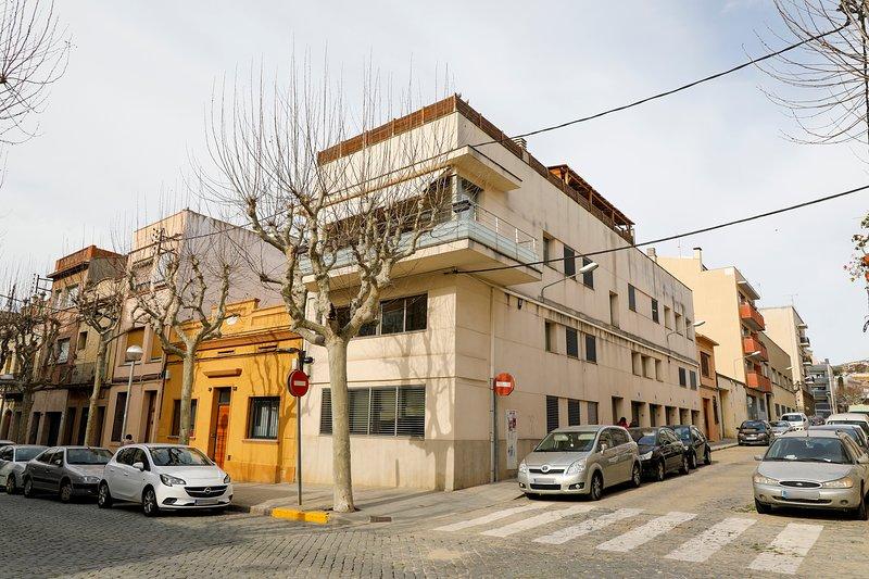 2 MATARÓ, MEDITERRANEAN CITY, casa vacanza a Argentona
