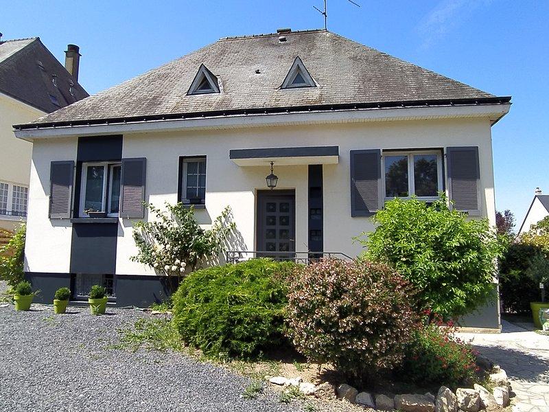 Chambres d'hôtes Amboise Chez Delphine La Bella, holiday rental in Dierre