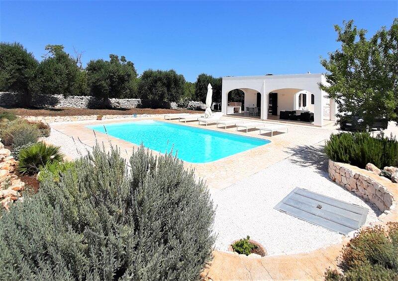 Garden, Pool and Veranda