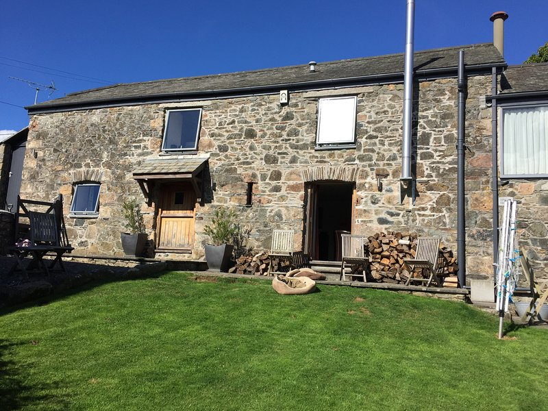 holiday barn on the edge of Dartmoor, vacation rental in Horrabridge