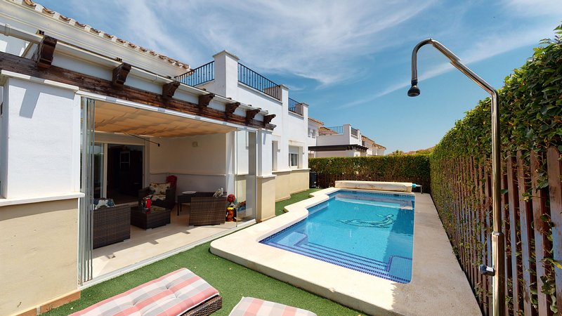 Villa Lubina(M)-A Murcia Holiday Rentals Property – semesterbostad i Roldan