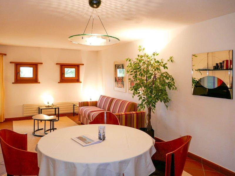 Chesa Polaschin B - B6, vacation rental in Sils im Engadin