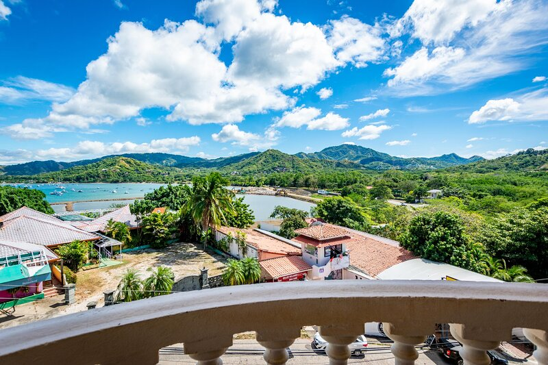 Marina and Ocean View - Real Condo 231 Perfect for couple, holiday rental in Playa Prieta