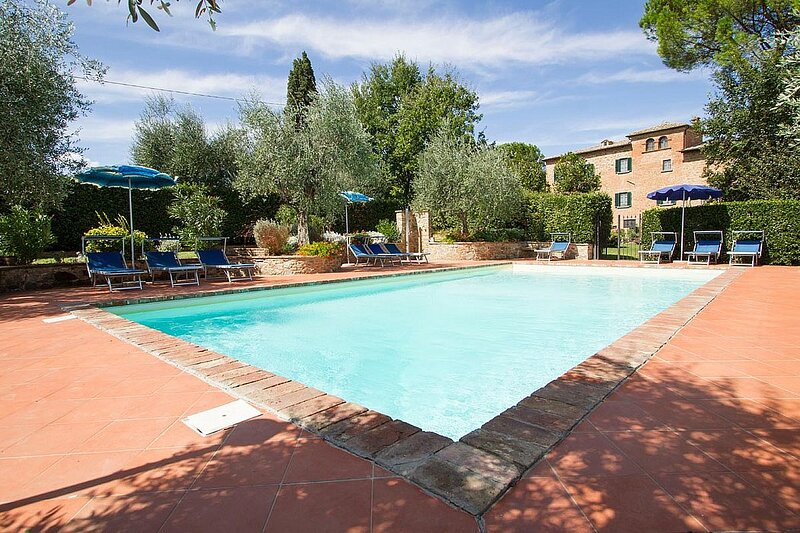 Villa Mirachiana Grande, vacation rental in Badicorte