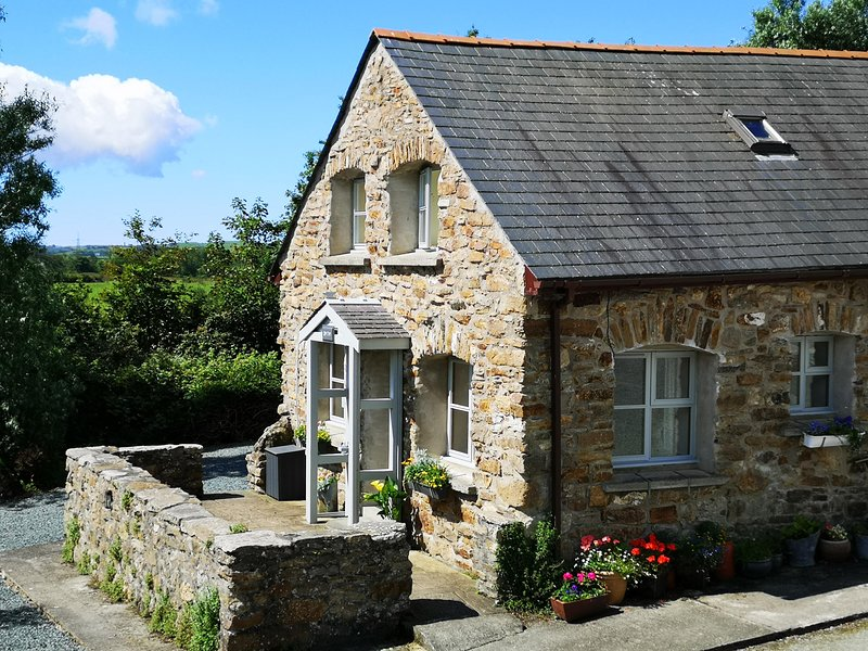 The Smithy, Llanerchymedd, vacation rental in Llannerch-y-medd