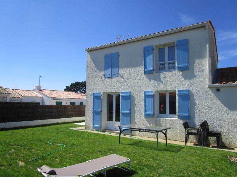 Maison de type 4 dans le secteur de Tanchet, location de vacances à Les Sables d'Olonne