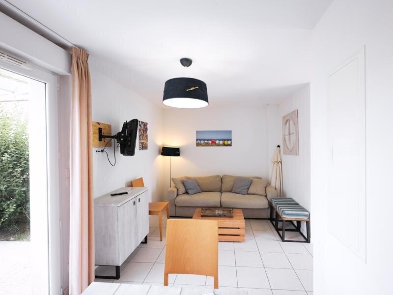 Maison deux chambres dans Village de Vacances avec piscine collective, location de vacances à Talmont-Saint-Hilaire