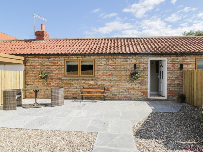 The Stables, Little Kelk near Bridlington, holiday rental in Kilham