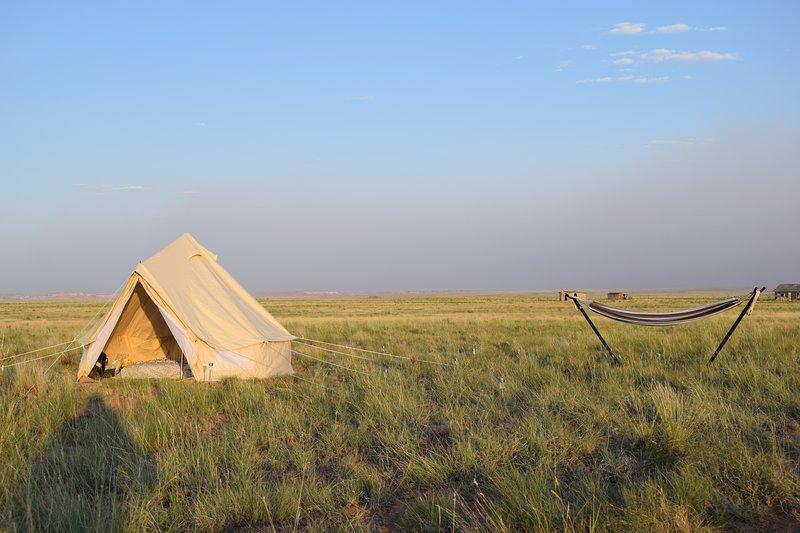 Starlight Tent, alquiler de vacaciones en Holbrook