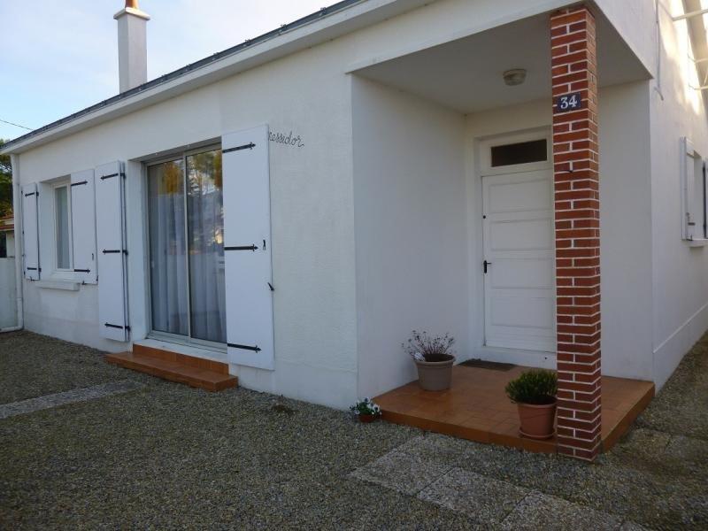 Location située à LA BARRE DE MONTS-FROMENTINE - 300m de la plage et 500m des, location de vacances à Beauvoir-Sur-Mer