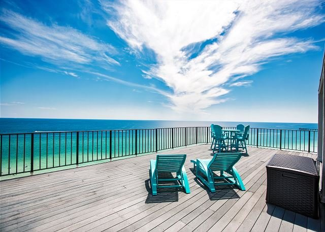 AMAZING 4BR/4BA 2 STORY PENTHOUSE at Edgewater Beach Resort, holiday rental in Panama City Beach