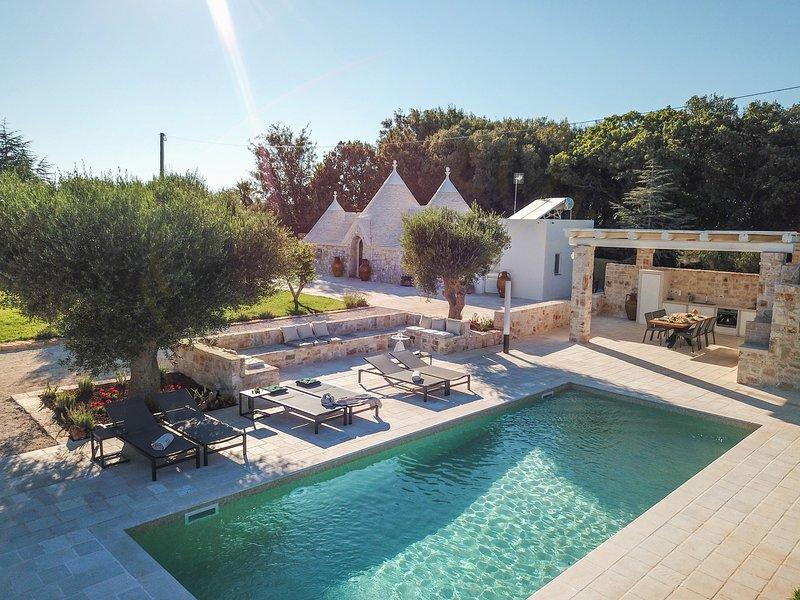 TRULLI BALICE, holiday rental in Cozzana
