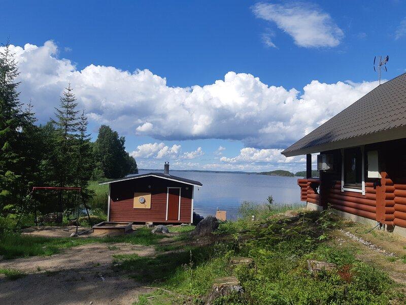 Raikala, holiday rental in Tanhuvaara