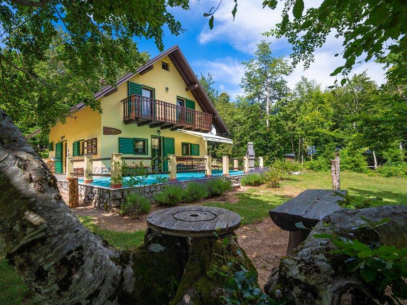 Legendao, holiday rental in Mrkopalj