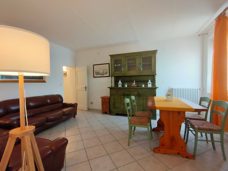 Casa sul Porto Canale Leonardesco, vacation rental in Province of Forli-Cesena