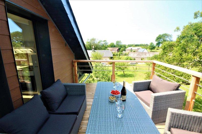 La Clozette - Gîte 3 *** à 6 km d'Etretat en Normandie, location de vacances à Le Tilleul