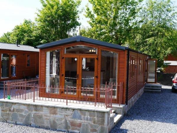 Ospreys Lodge, Ferienwohnung in Auchterarder