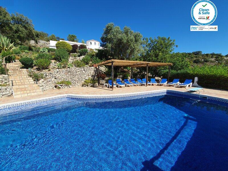 Casa Estrela, Beautiful Algarve Villa, alquiler de vacaciones en Faro