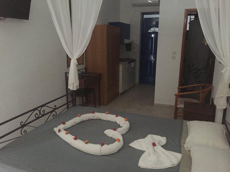 Comfort Apartmens family atmosfere for perfect holidays, location de vacances à Stegna
