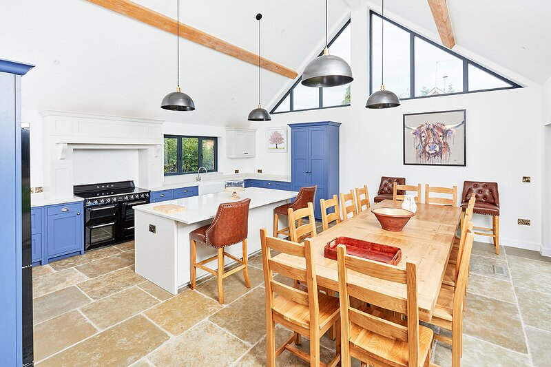 The Barn at Pudleston Court, vacation rental in Docklow