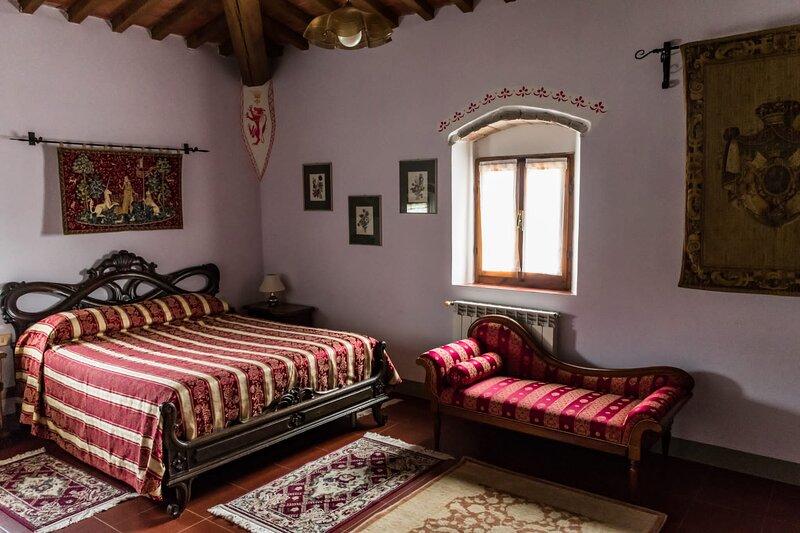 S. Andrea a Cellole Murlo, holiday rental in San Pancrazio