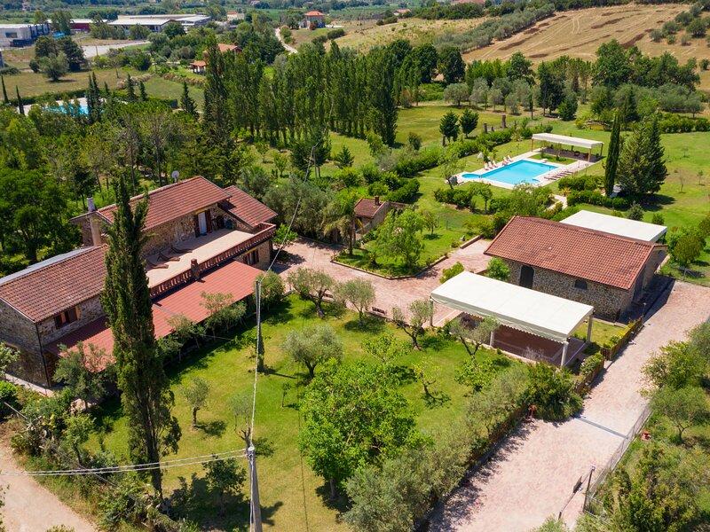 Tenuta Valente, vacation rental in Cicerale