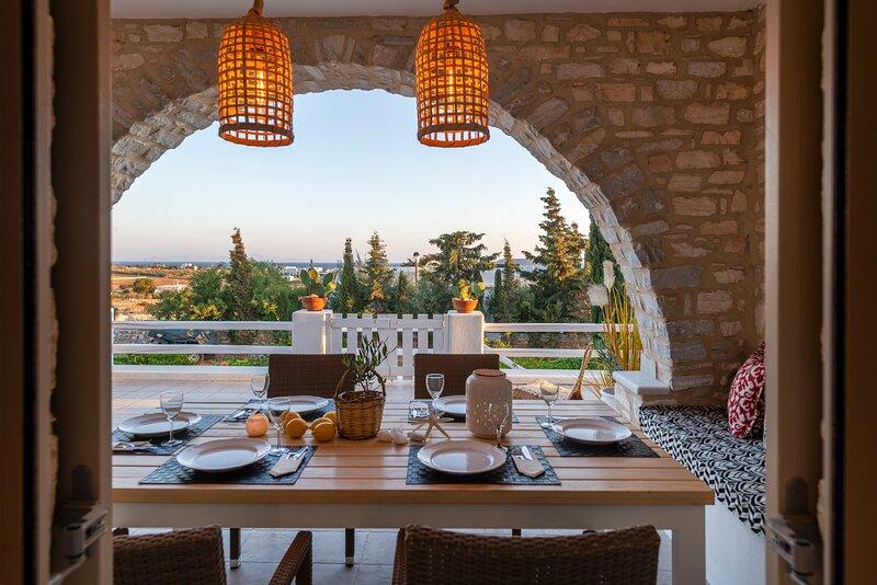 Villa Giorgianna on Paros, casa vacanza a Paros