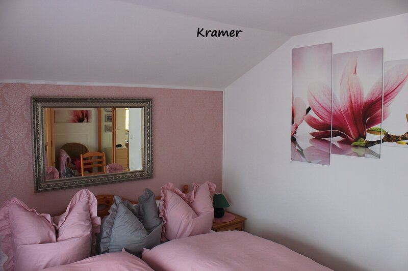 Apartment Kramer, holiday rental in Farchant
