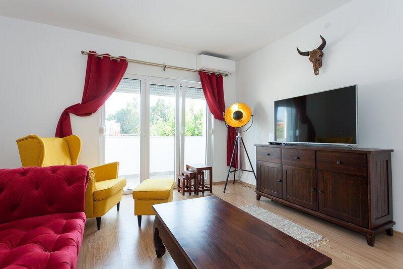 Vintage apartment, location de vacances à Duce