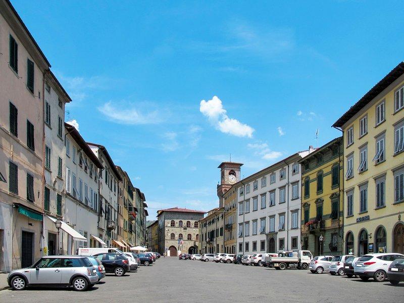 Fattoria di Pietrabuona (PCA110), vacation rental in Colognora