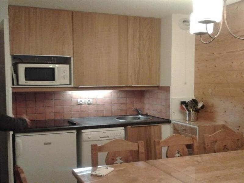 Appartement au pied des pistes de 2 pièces divisible pour 6 personnes de 39 m², vacation rental in Belle Plagne