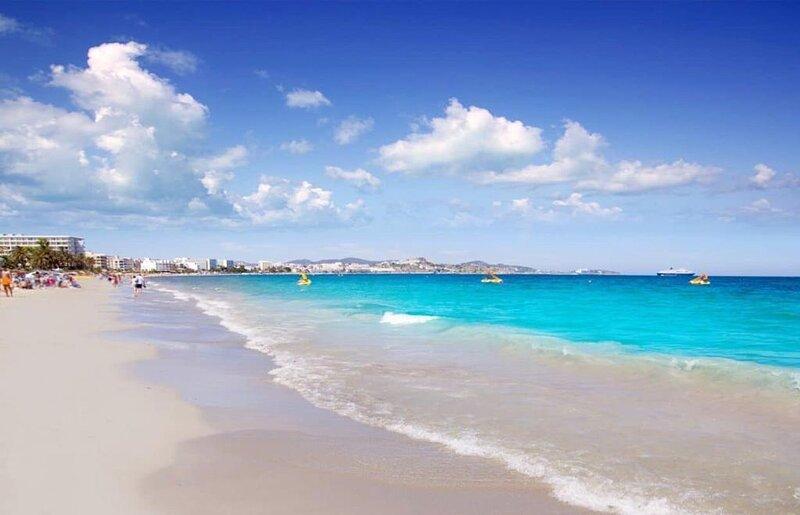 IBIZA Ocean Front Condo x6 (adults only), casa vacanza a Ibiza
