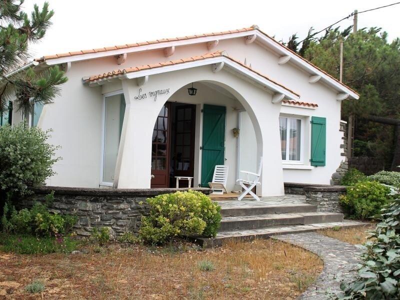 BELLE VILLA FAMILIALE - QUARTIER DU MARAIS GIRARD - 100M DE LA MER ET 400M DE, location de vacances à Bretignolles Sur Mer