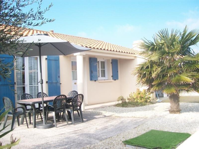 Proximité étang de pêche, Jolie maison de Pays de 2 chambres / 5 personnes, location de vacances à L'Aiguillon-sur-Vie