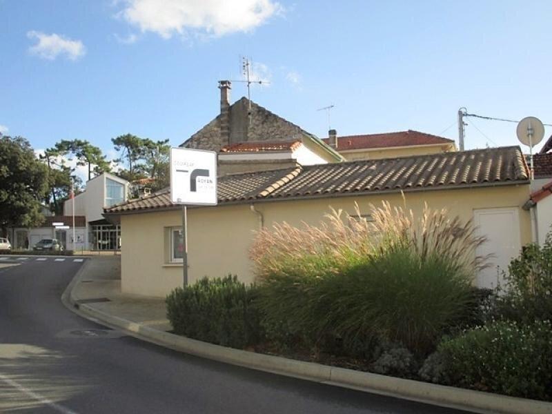 SAINT PALAIS SUR MER - MAISON AVEC COUR PRIVÉE de 30m² - CENTRE VILLE, vacation rental in Saint-Palais-sur-Mer