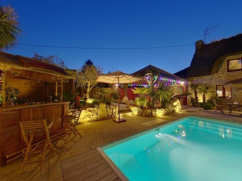 REF 313 - RIANTEC GITE 70m2 - 5 COUCHAGES - PISCINE CHAUFFÉE 4X6 PARTAGÉE, vacation rental in Hennebont