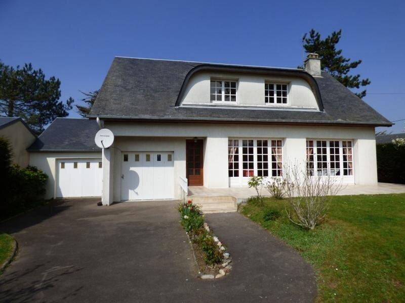 150M PLAGE-100M CENTRE VILLE-GRAND JARDIN, holiday rental in Manche