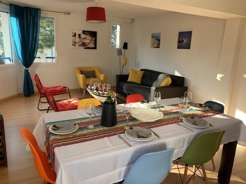 AGREABLE T3 AU CENTRE DU MOULLEAU, vacation rental in Pyla-sur-Mer