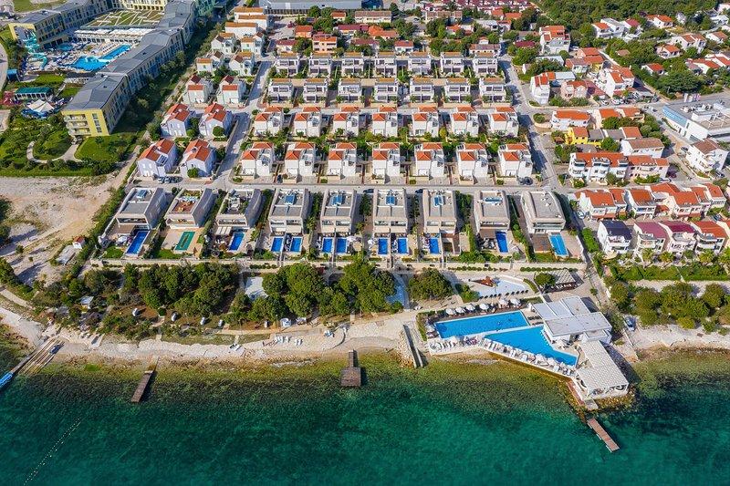 Apartment Punta Skala, vacation rental in Petrcane