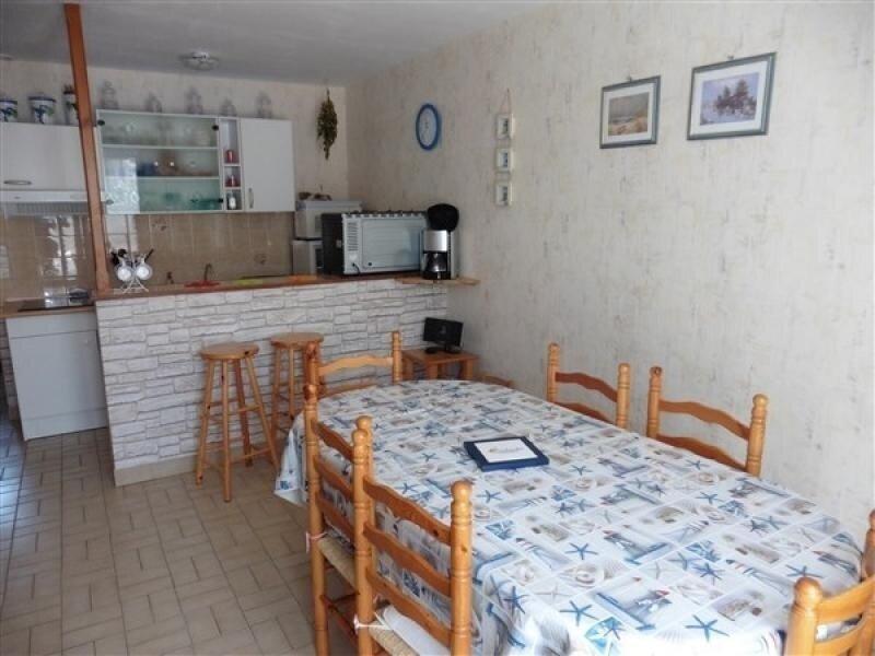 MAISON DE PLAIN-PIED AVEC TERRASSE EXPOSEE SUD, location de vacances à Beauvoir-Sur-Mer
